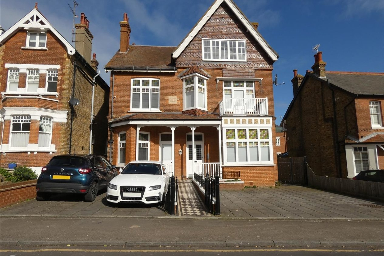 Properties Let Agreed in Granville Road