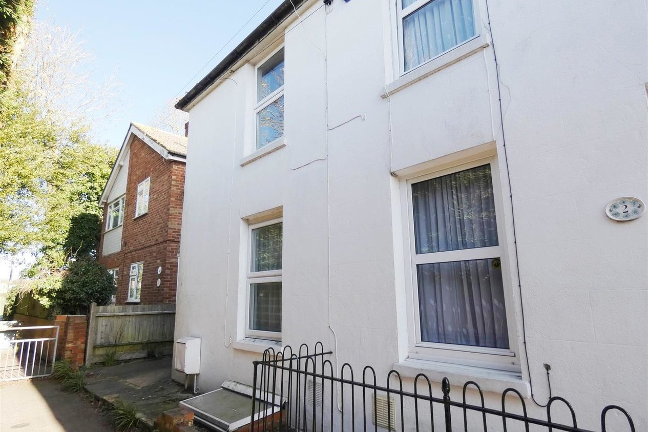 Properties Let Agreed in Hackington Place