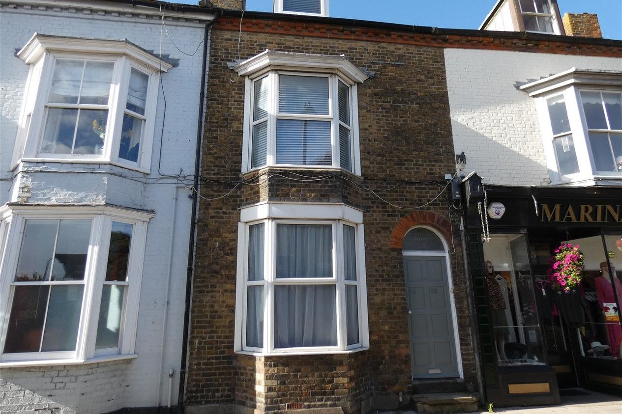 Properties Let Agreed in Harbour Street