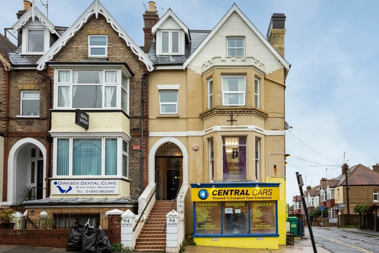 Properties Block Investment Opportunity in High Street Broadstairs