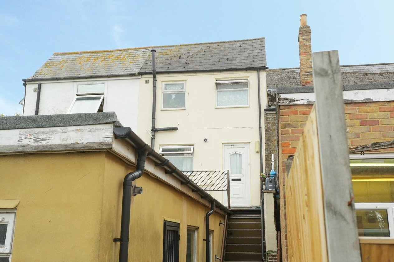 Properties Tenant in Situ Investment Opportunity in London Road Dover