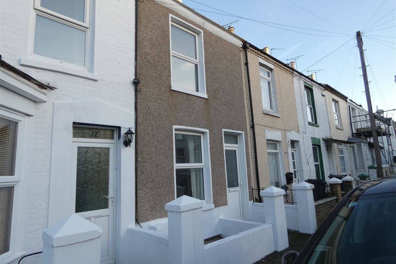 Properties Let Agreed in Lorne Road