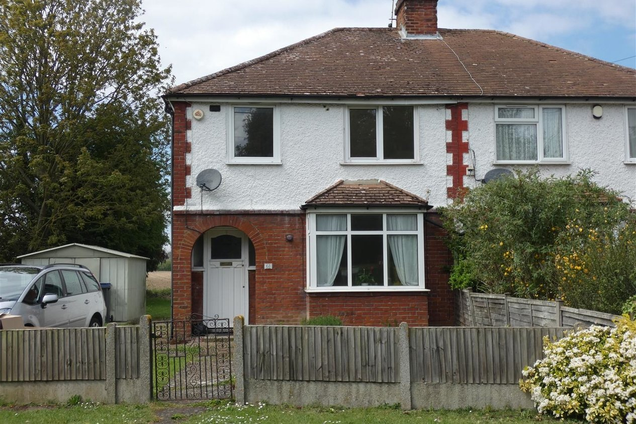 Properties Let Agreed in Lower Herne Road Herne