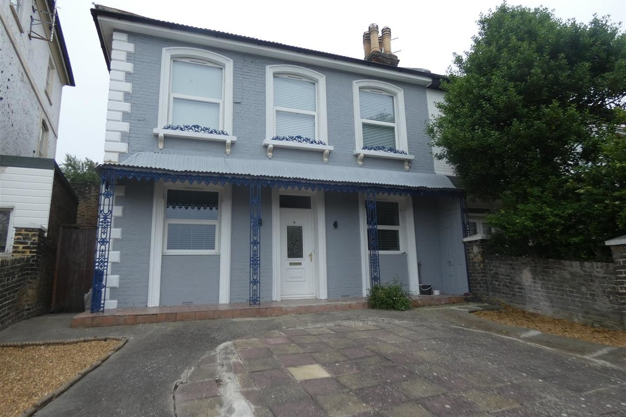 Properties Let Agreed in Eaton Road