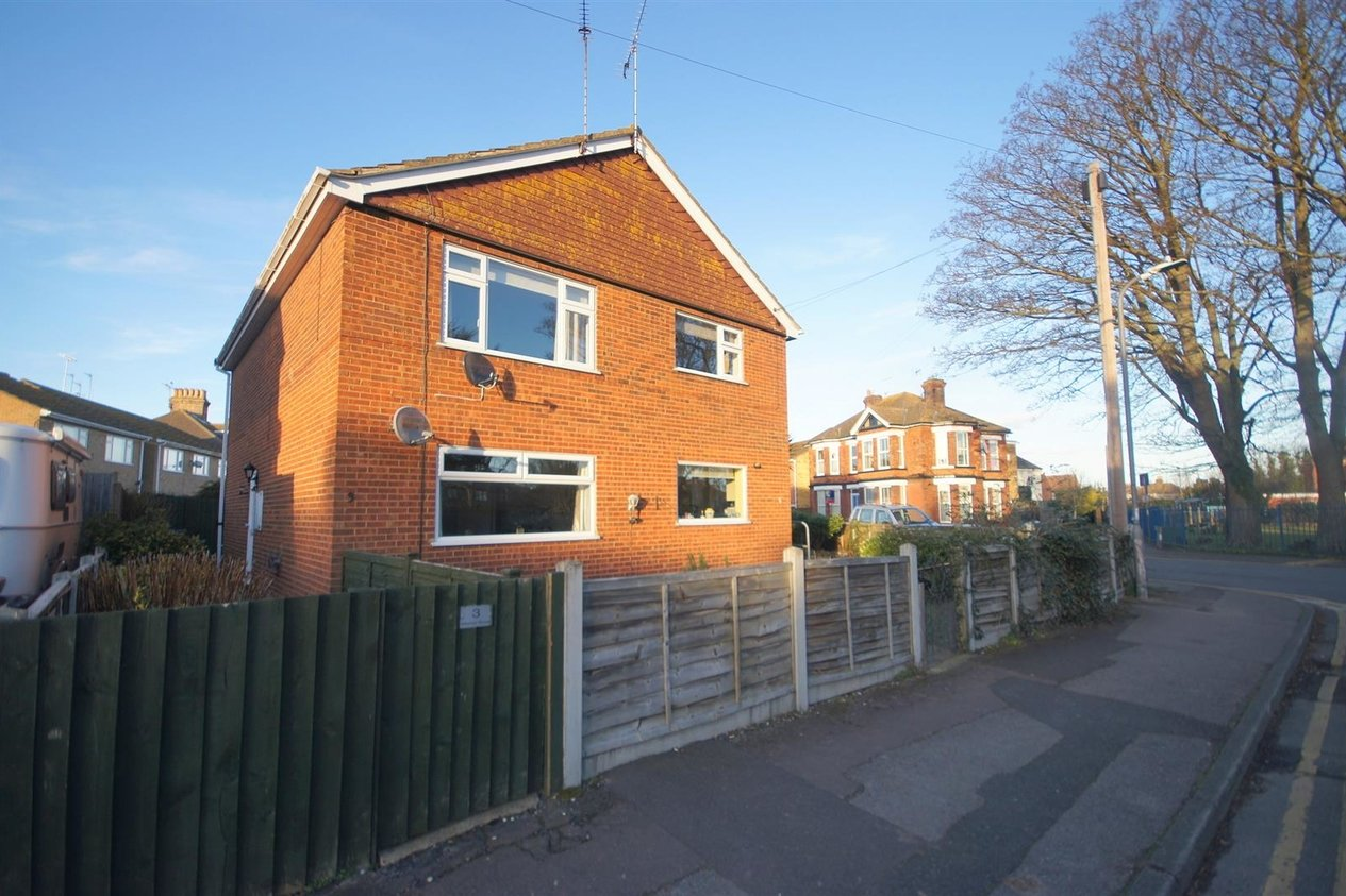 Properties Let Agreed in Manor Road