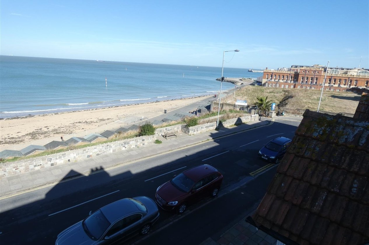 Properties Let Agreed in Royal Esplanade