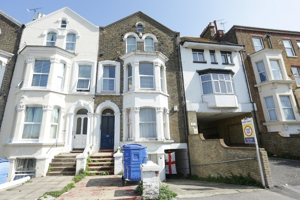 Properties Let Agreed in Harold Road Cliftonville