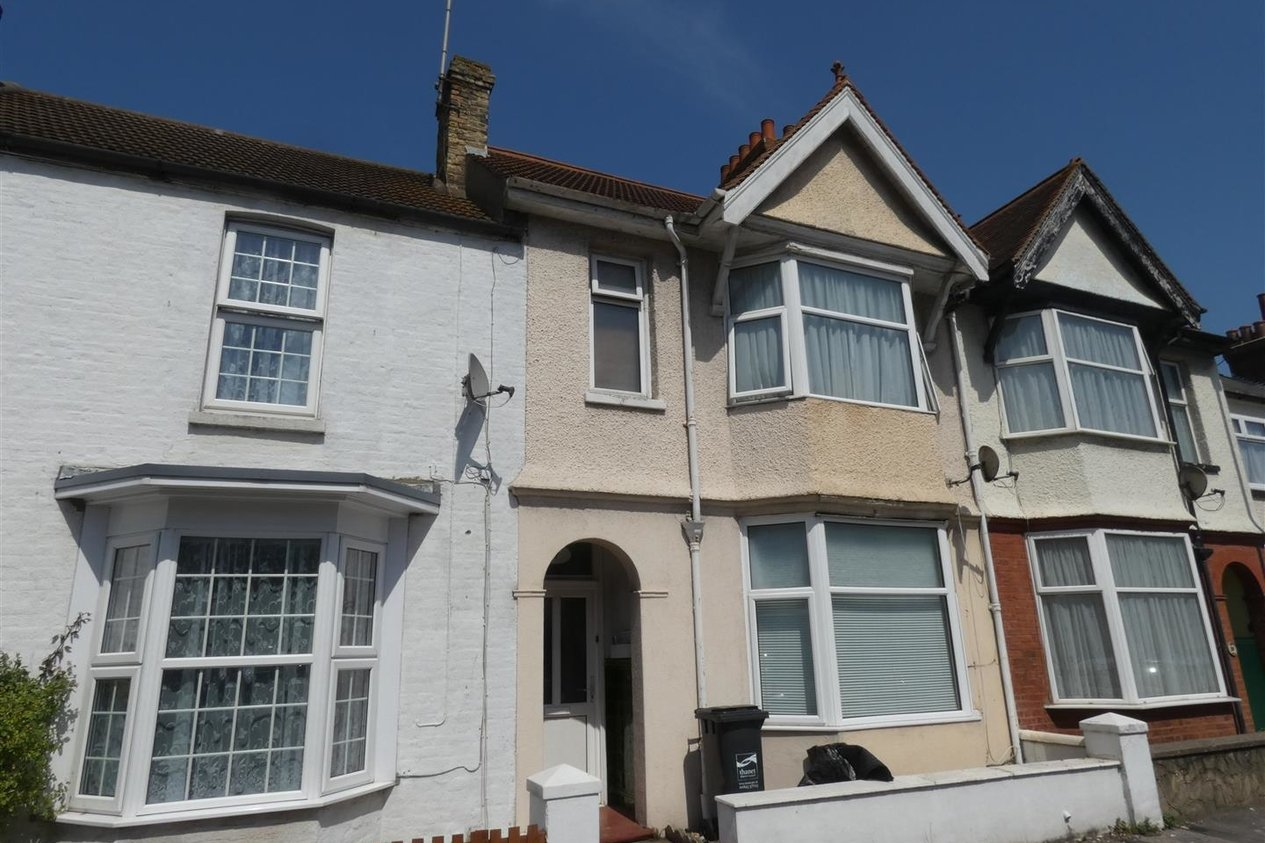 Properties Let Agreed in Thanet Road