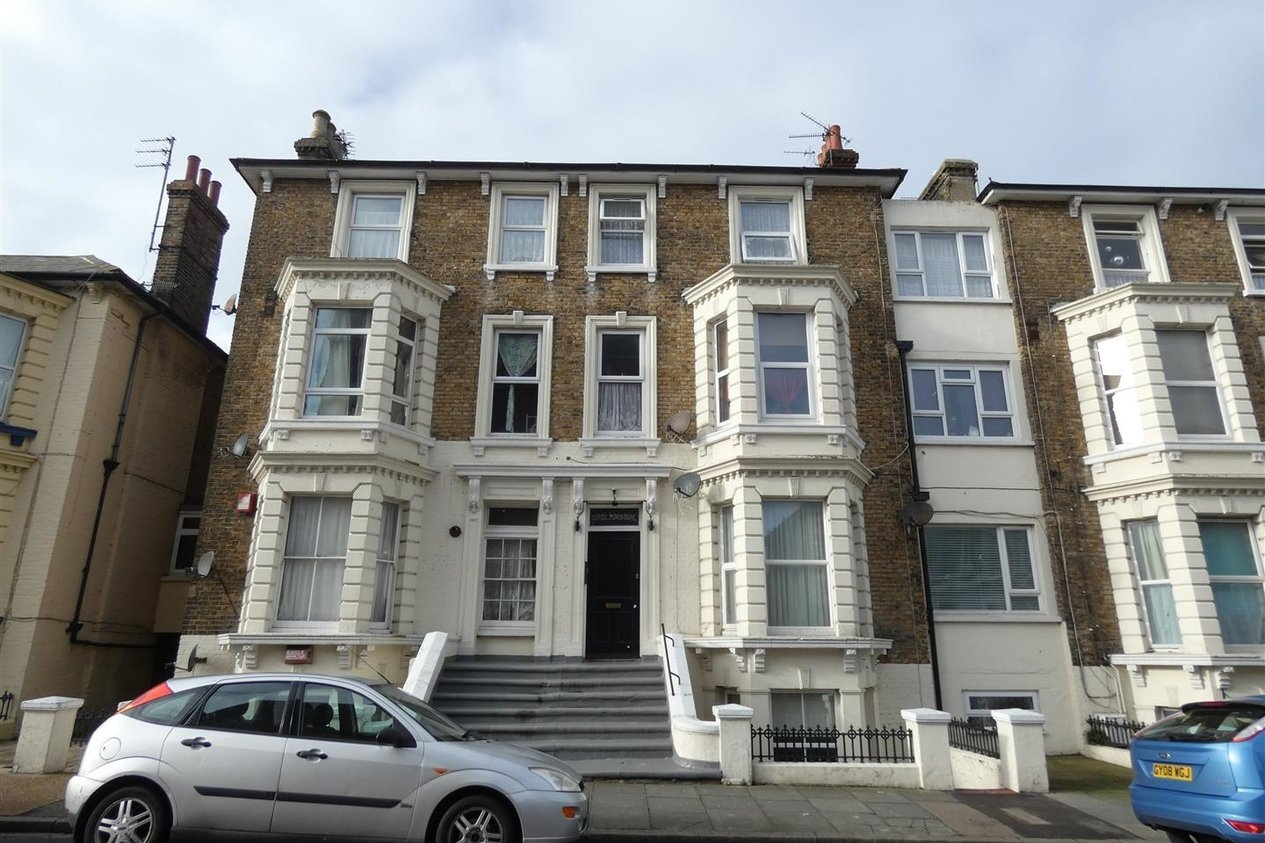 Properties Let Agreed in Athelstan Road