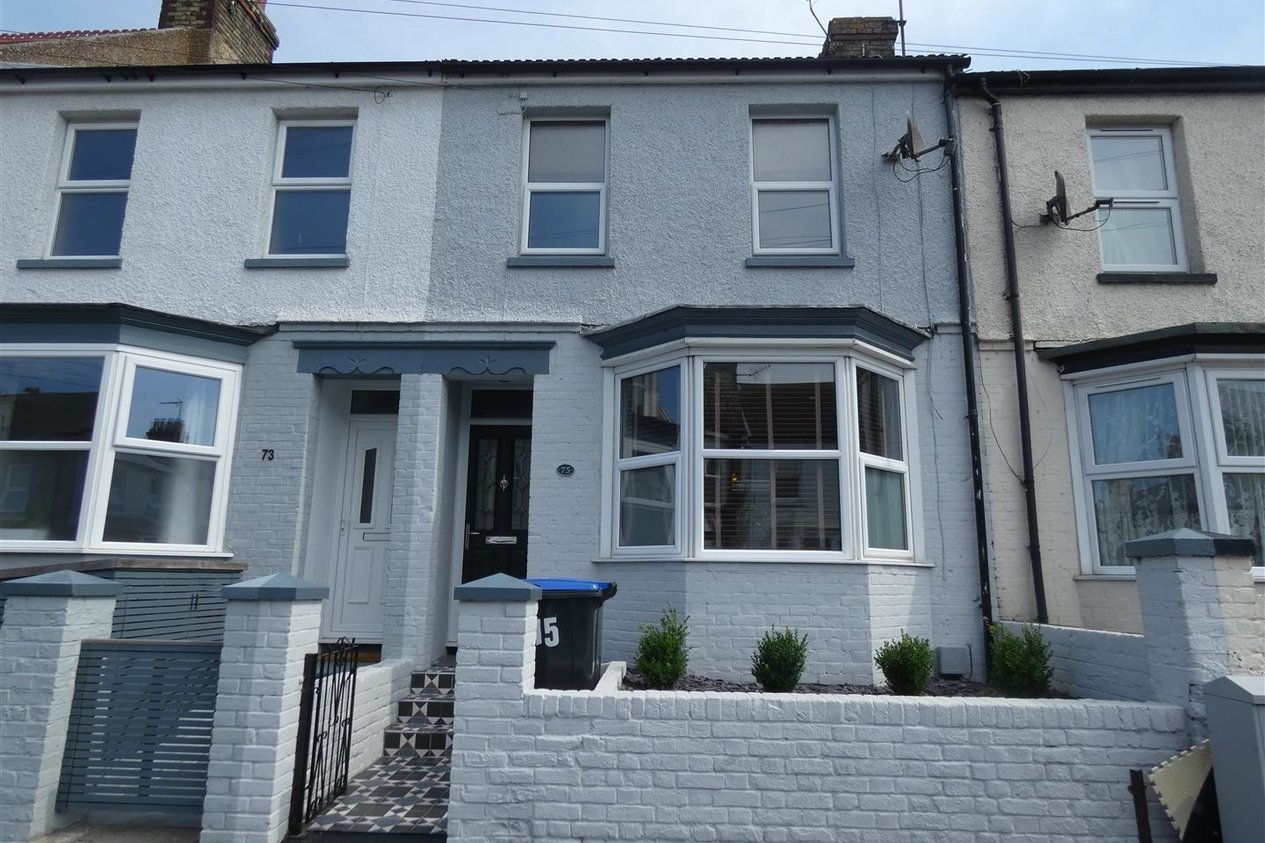 Properties Let Agreed in Victoria Avenue