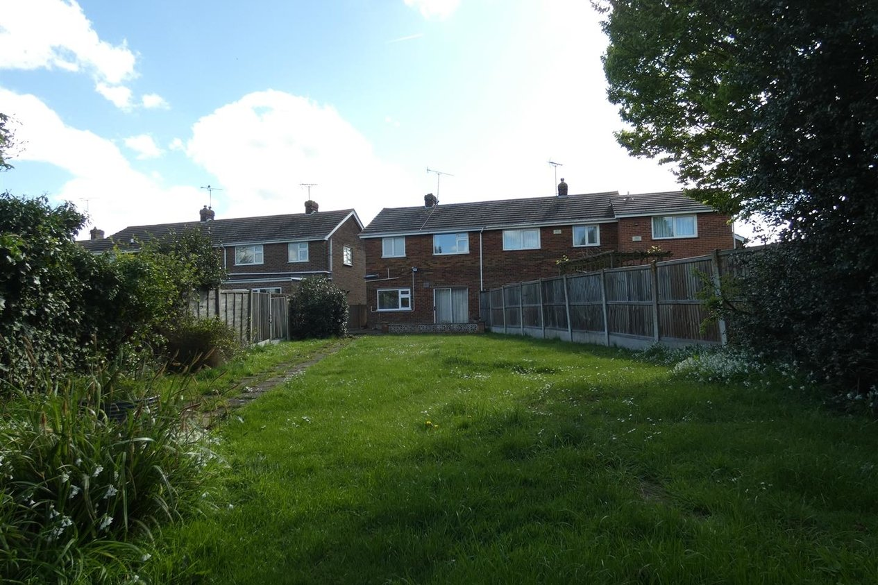 Properties Let Agreed in Millstream Close