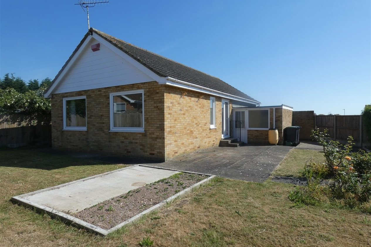 Properties Let Agreed in Milner Road Seasalter