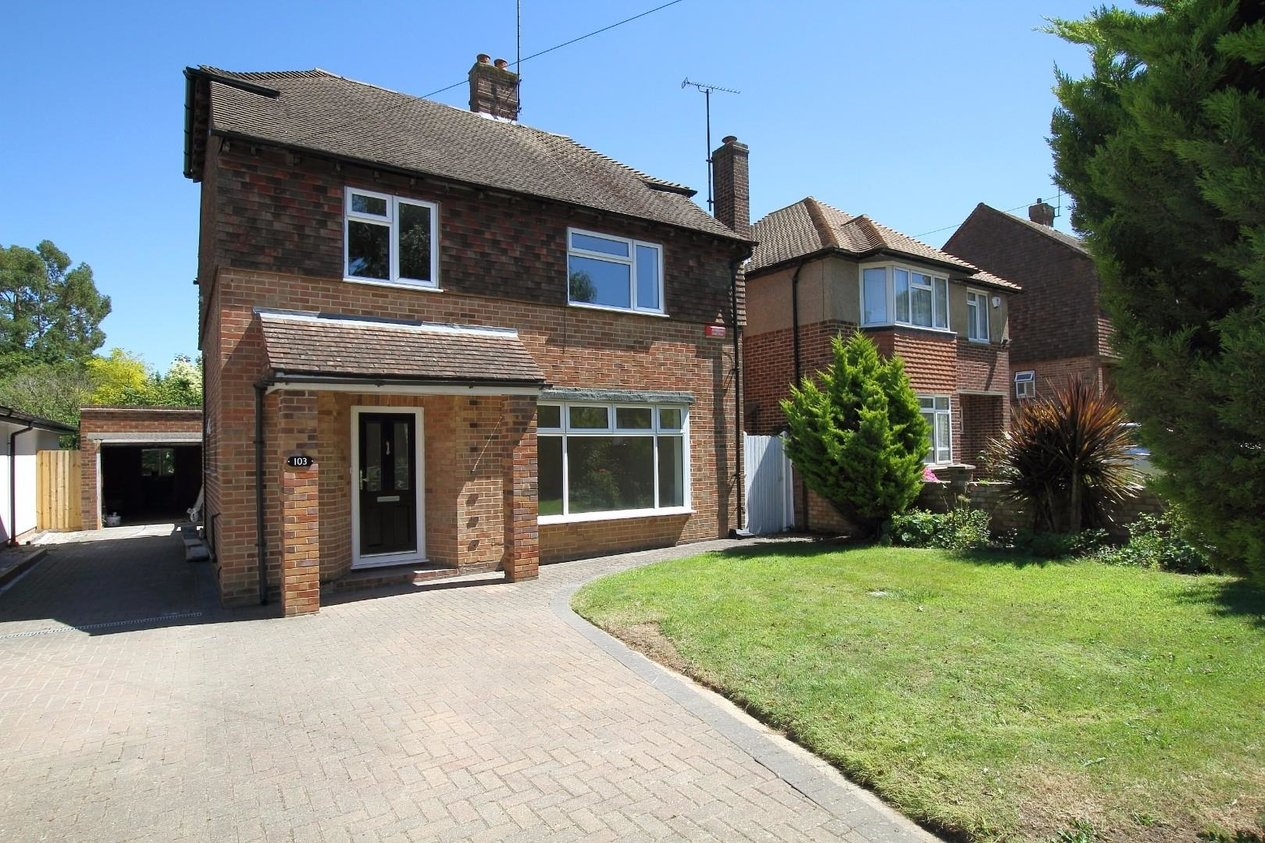 Properties Let Agreed in New Dover Road