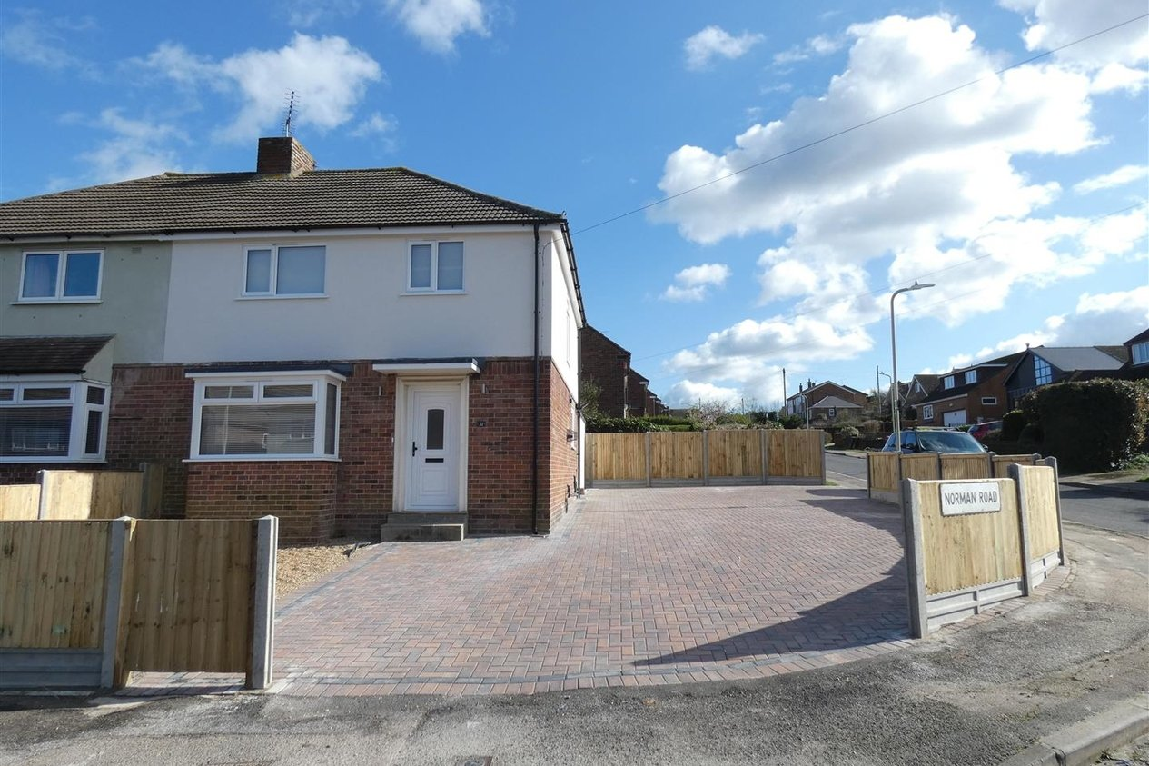 Properties Let Agreed in Norman Road