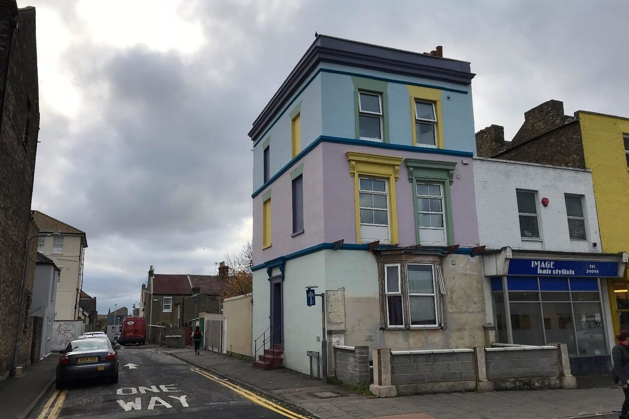 Properties Block Investment Opportunity in Northdown Road Cliftonville