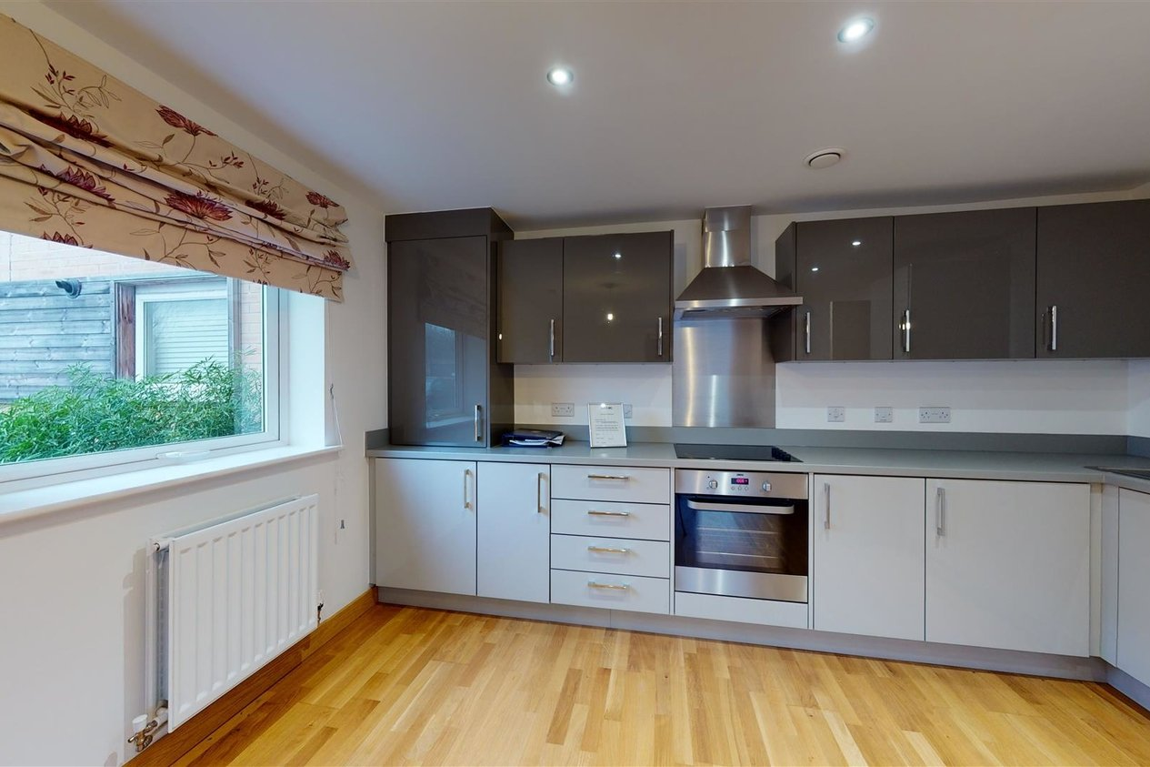 Properties Let Agreed in Olympia Way
