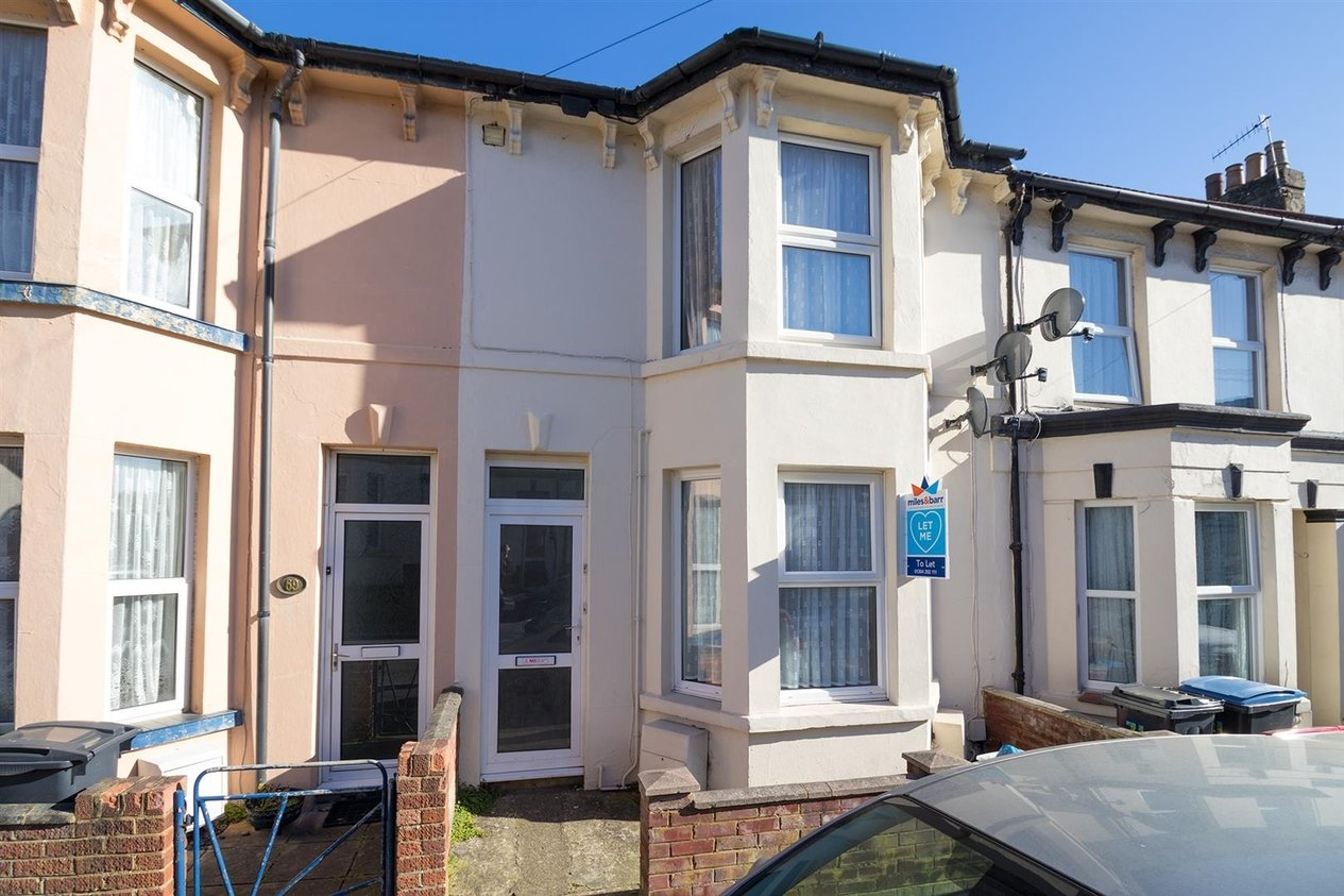 Properties Let Agreed in Oswald Road