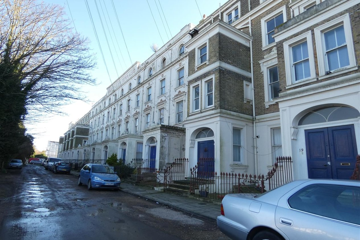 Properties Let Agreed in Westcliff Terrace Mansions, Pegwell Road
