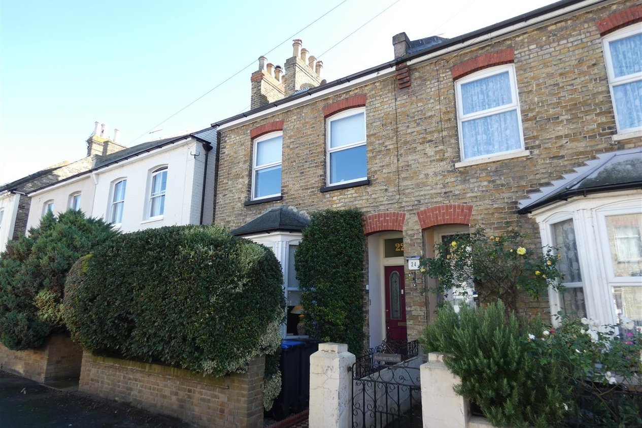 Properties Let Agreed in Picton Road