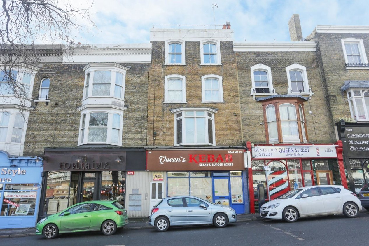 Properties Let Agreed in Queen Street