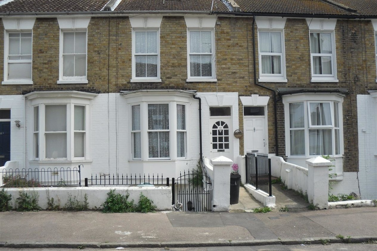 Properties Let Agreed in Duncan Road