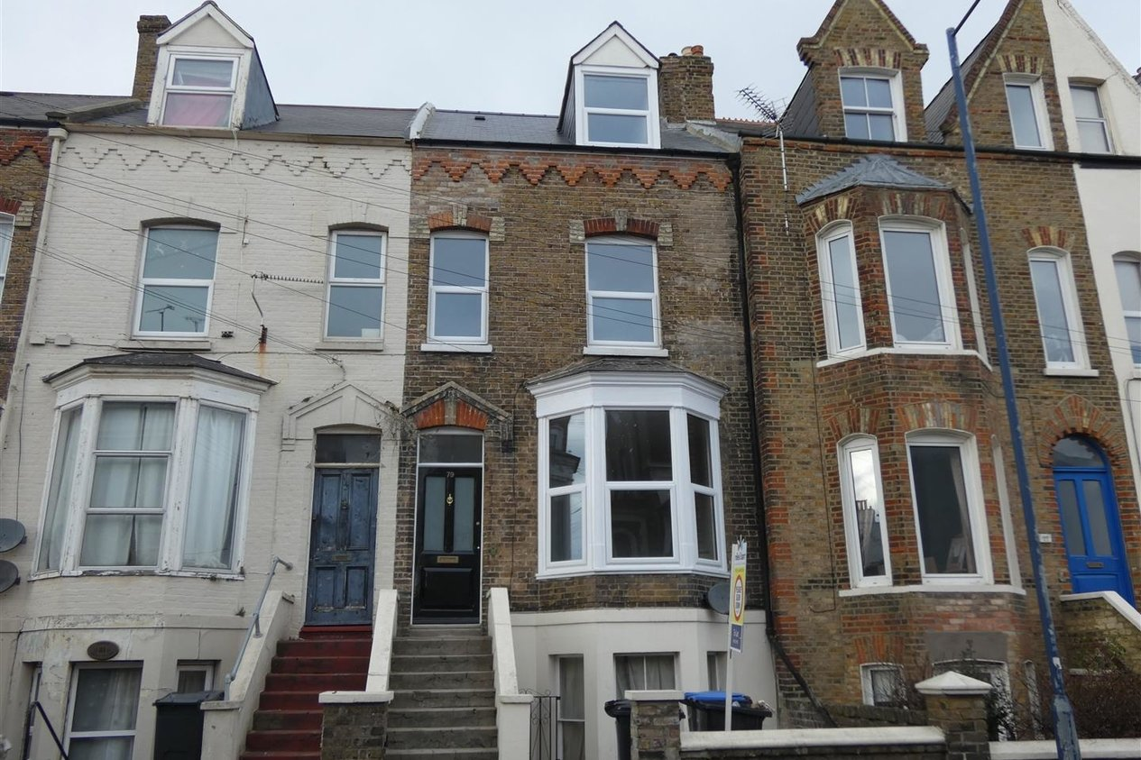 Properties Let Agreed in West Cliff Road