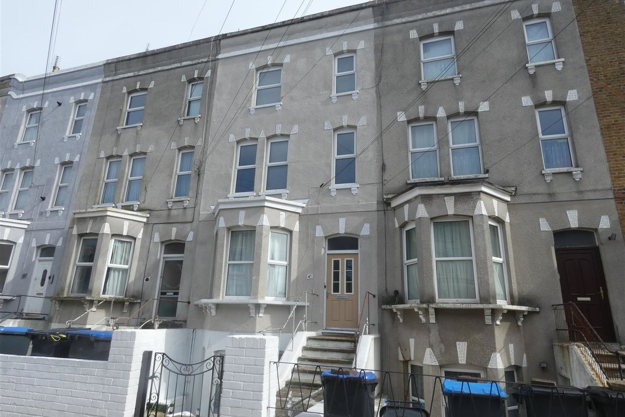 Properties Let Agreed in Crescent Road