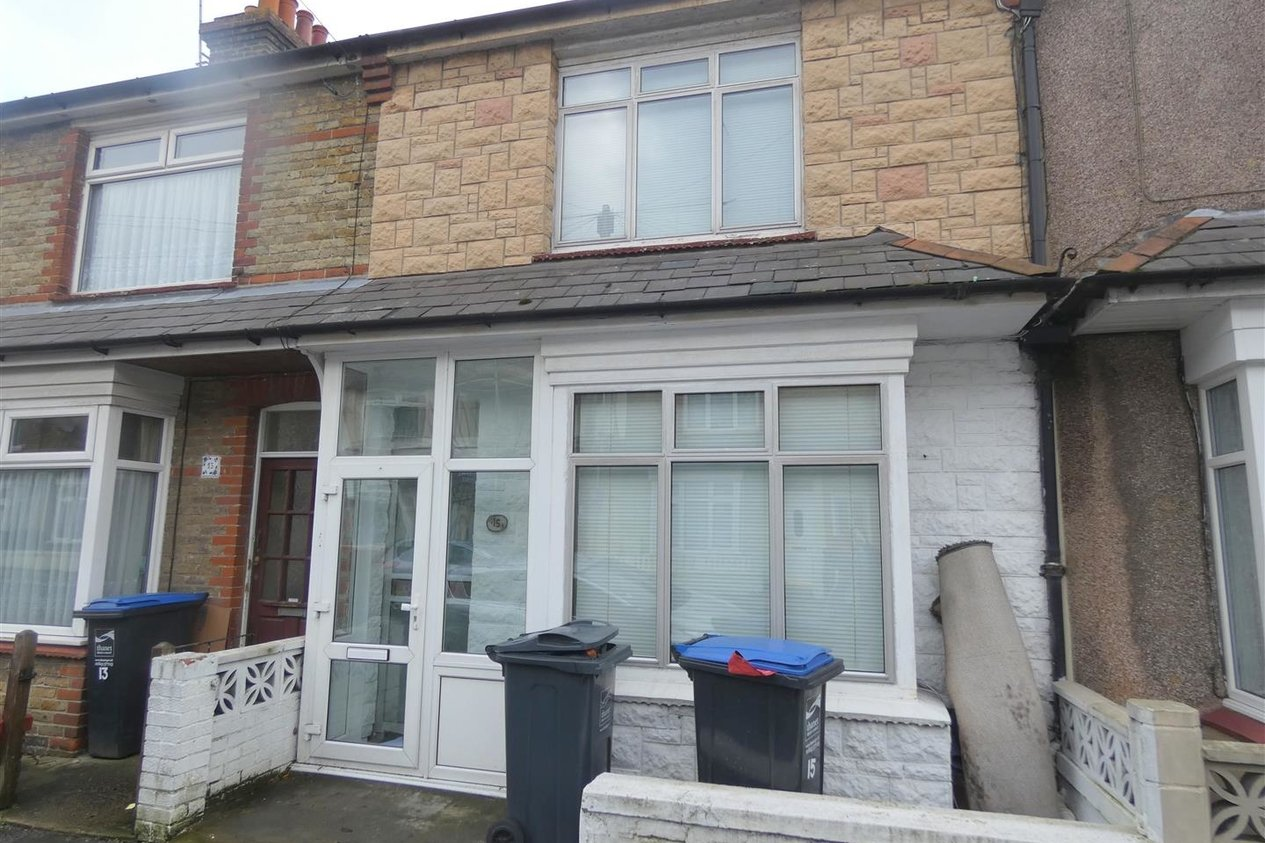 Properties Let Agreed in Telham Avenue