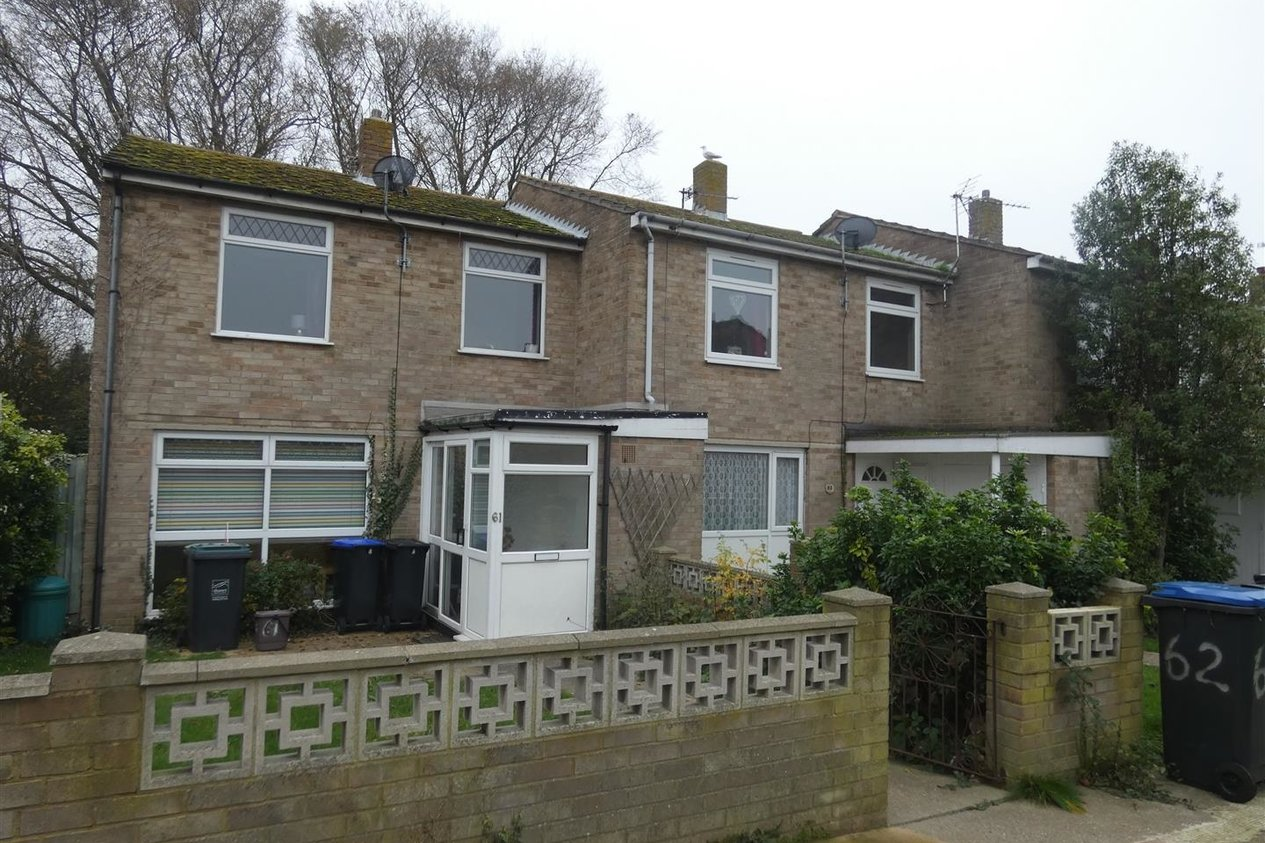 Properties Let Agreed in Mentmore Road