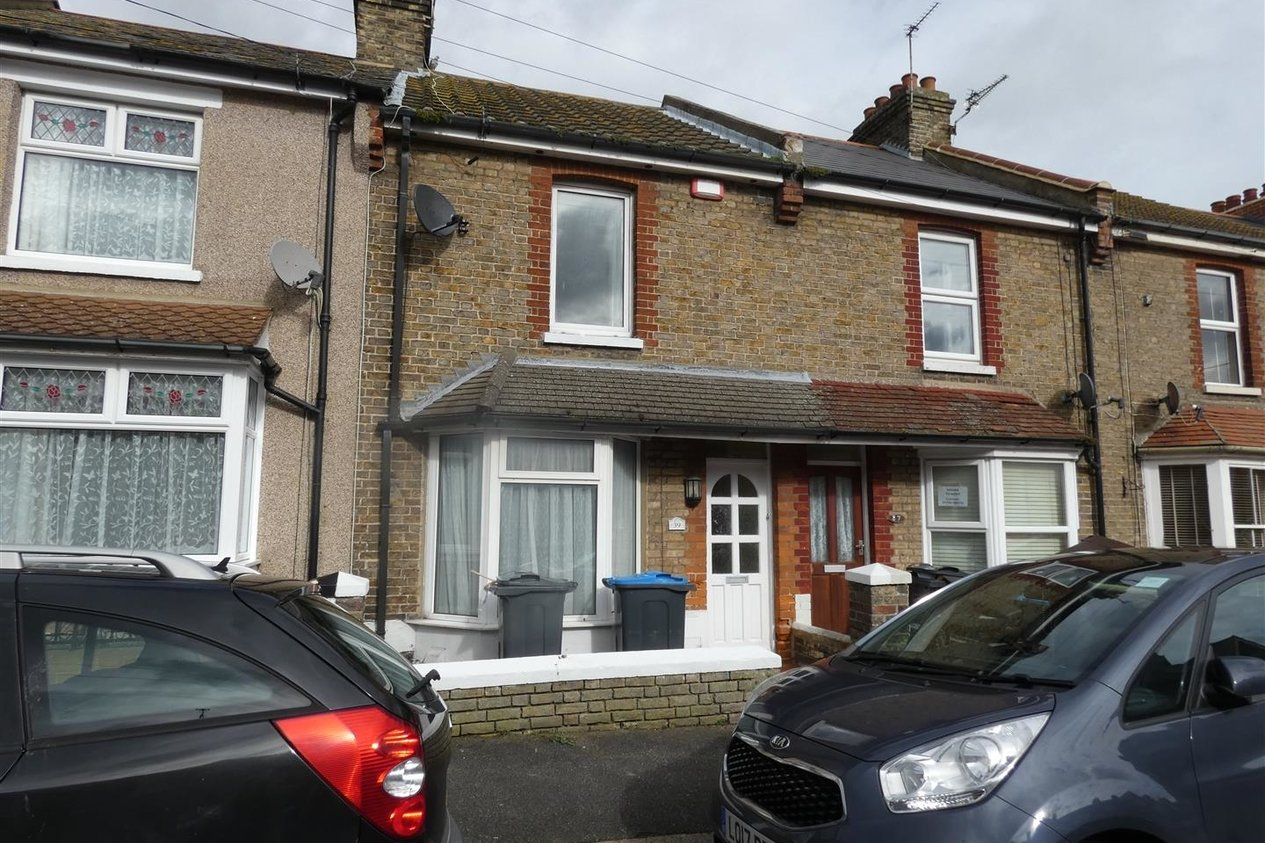 Properties Let Agreed in St. Davids Road