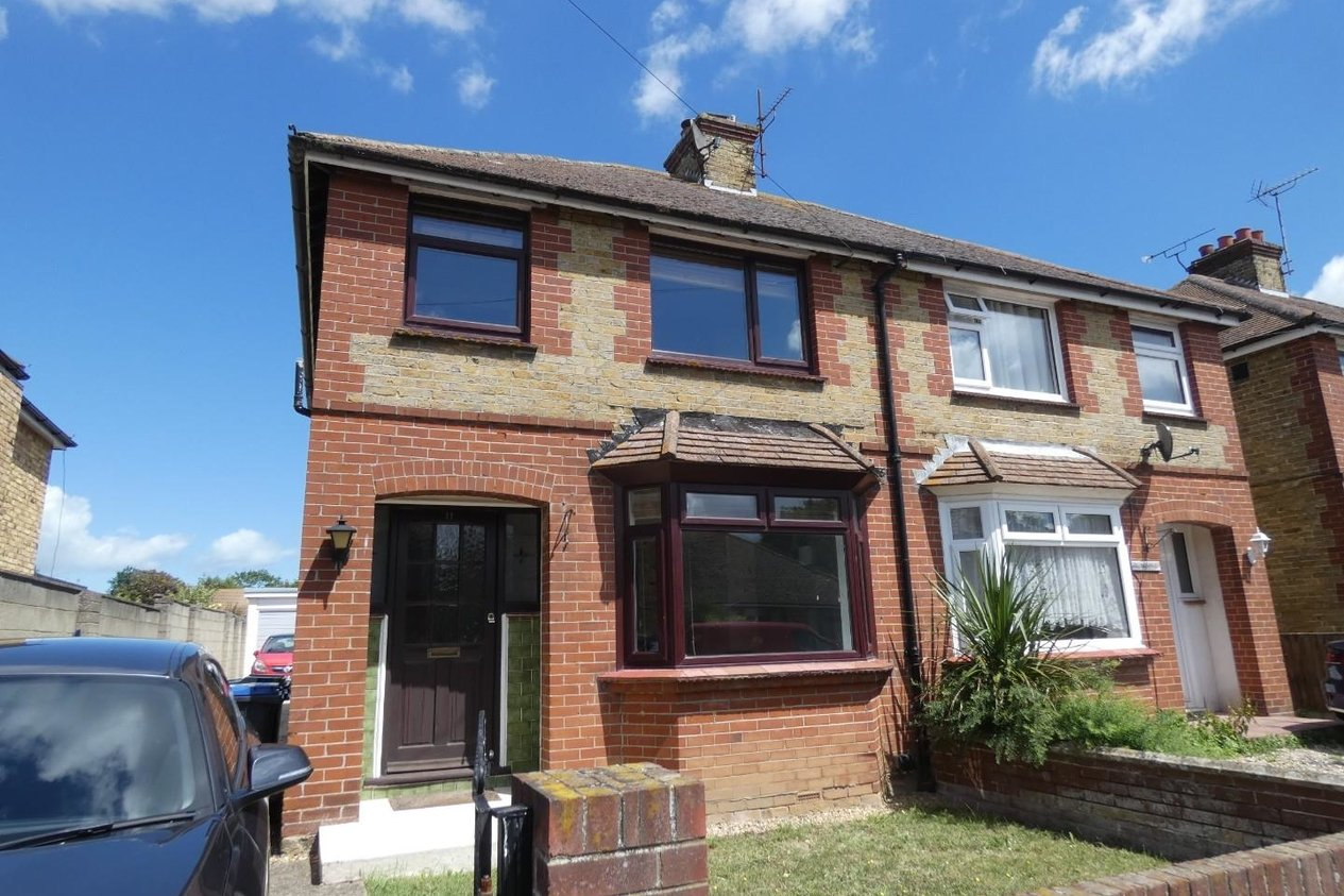 Properties Let Agreed in Augustine Road Minster