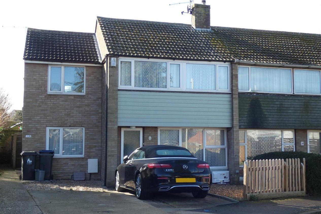 Properties Let Agreed in Rhodaus Close