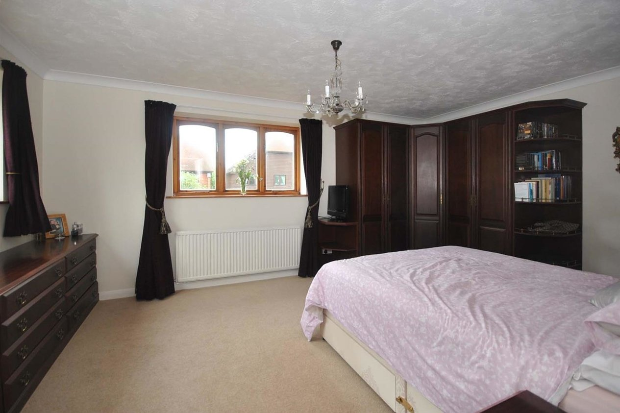 Properties Let Agreed in Rowan Close