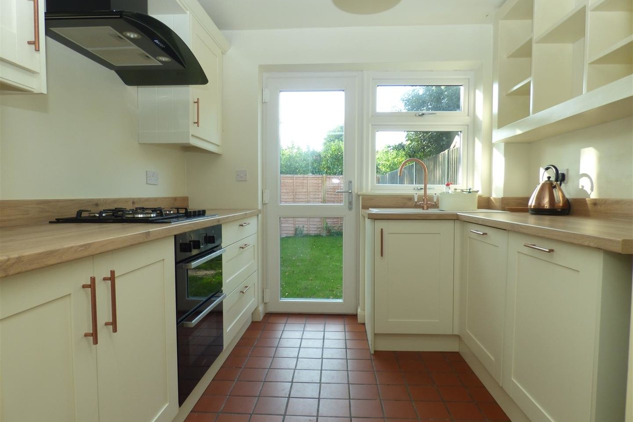 Properties Let Agreed in Sandown Lees
