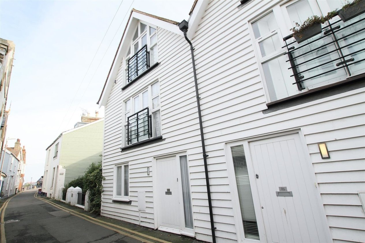 Properties Let Agreed in Sea Street