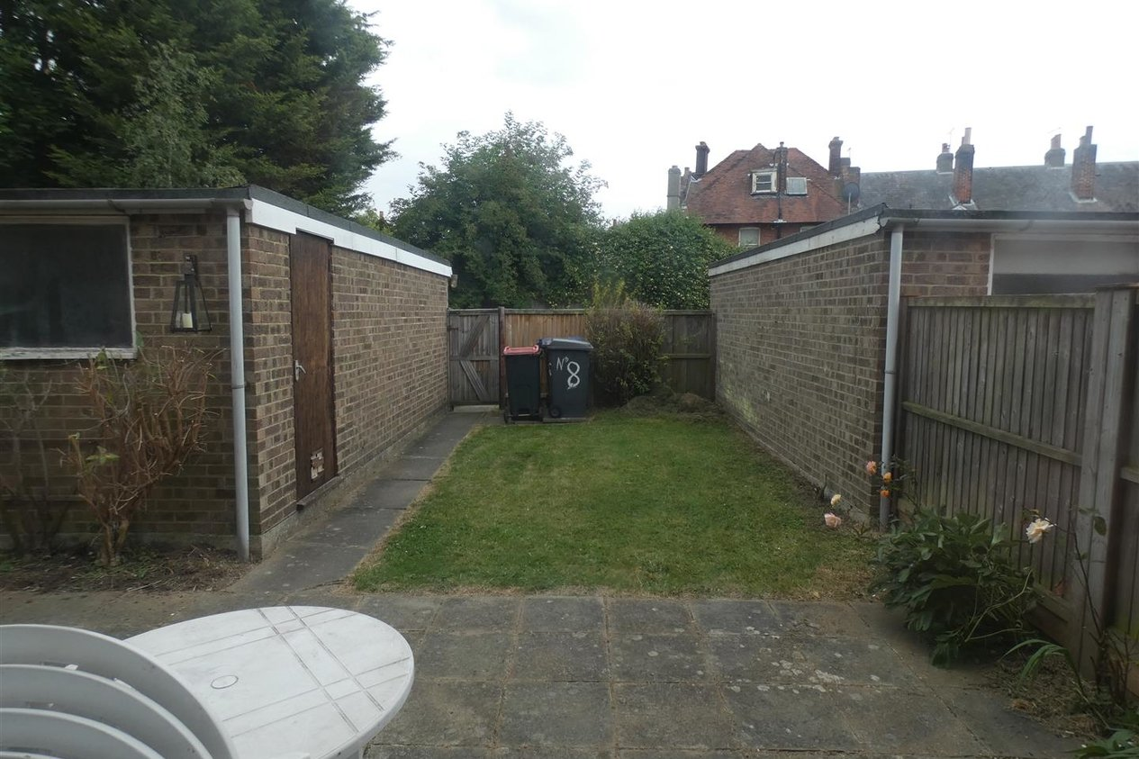 Properties Let Agreed in Somner Close