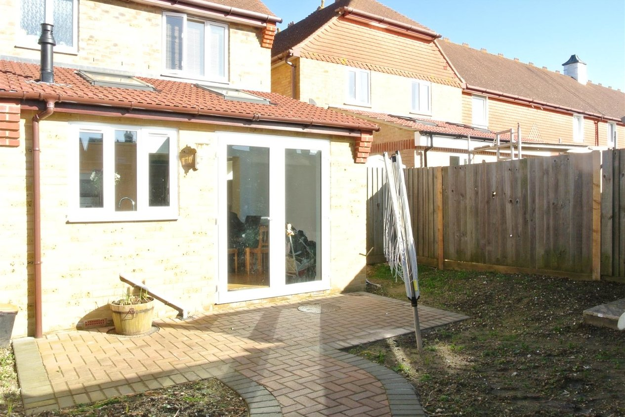 Properties Let Agreed in Spillett Close