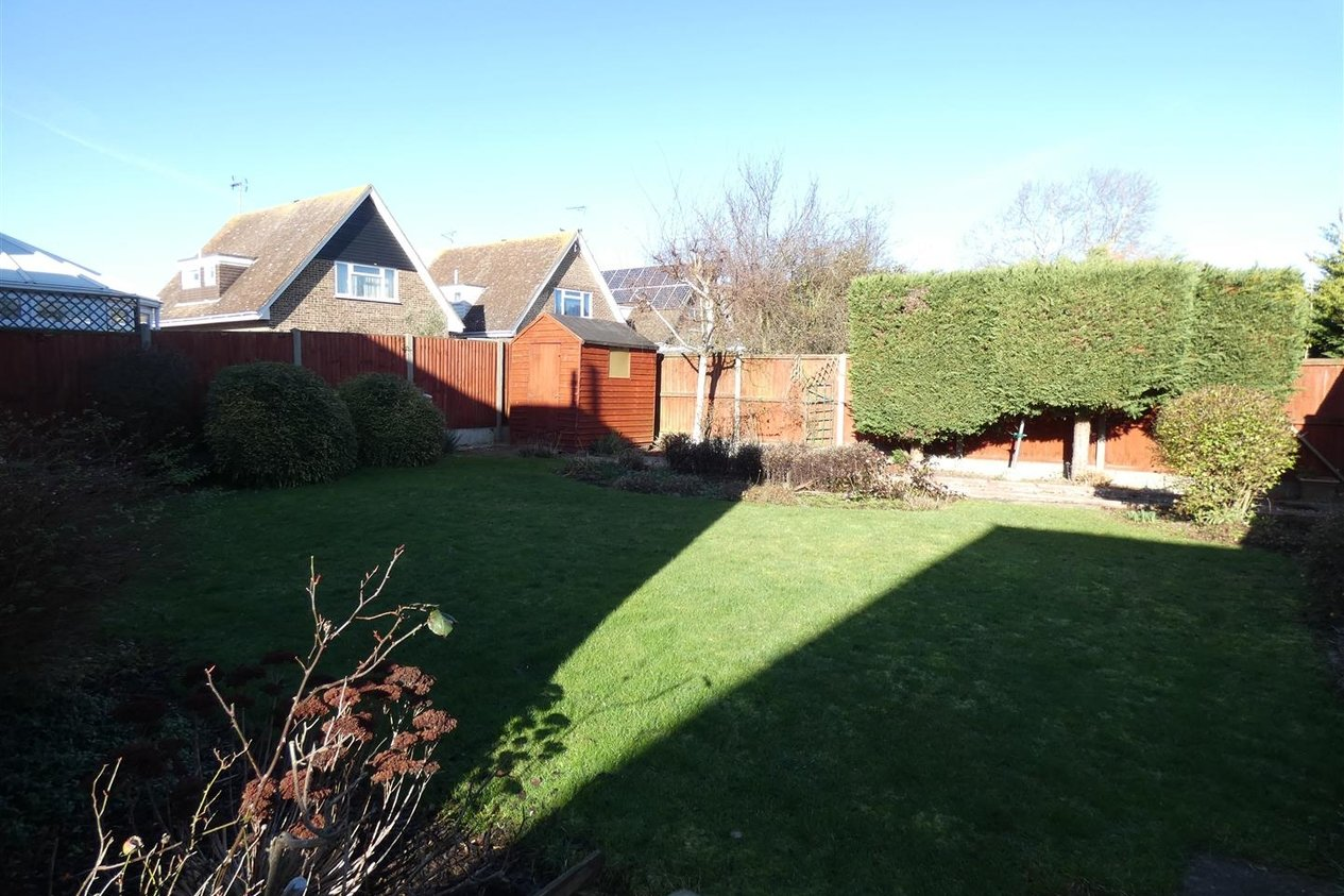 Properties Let Agreed in Spire Avenue