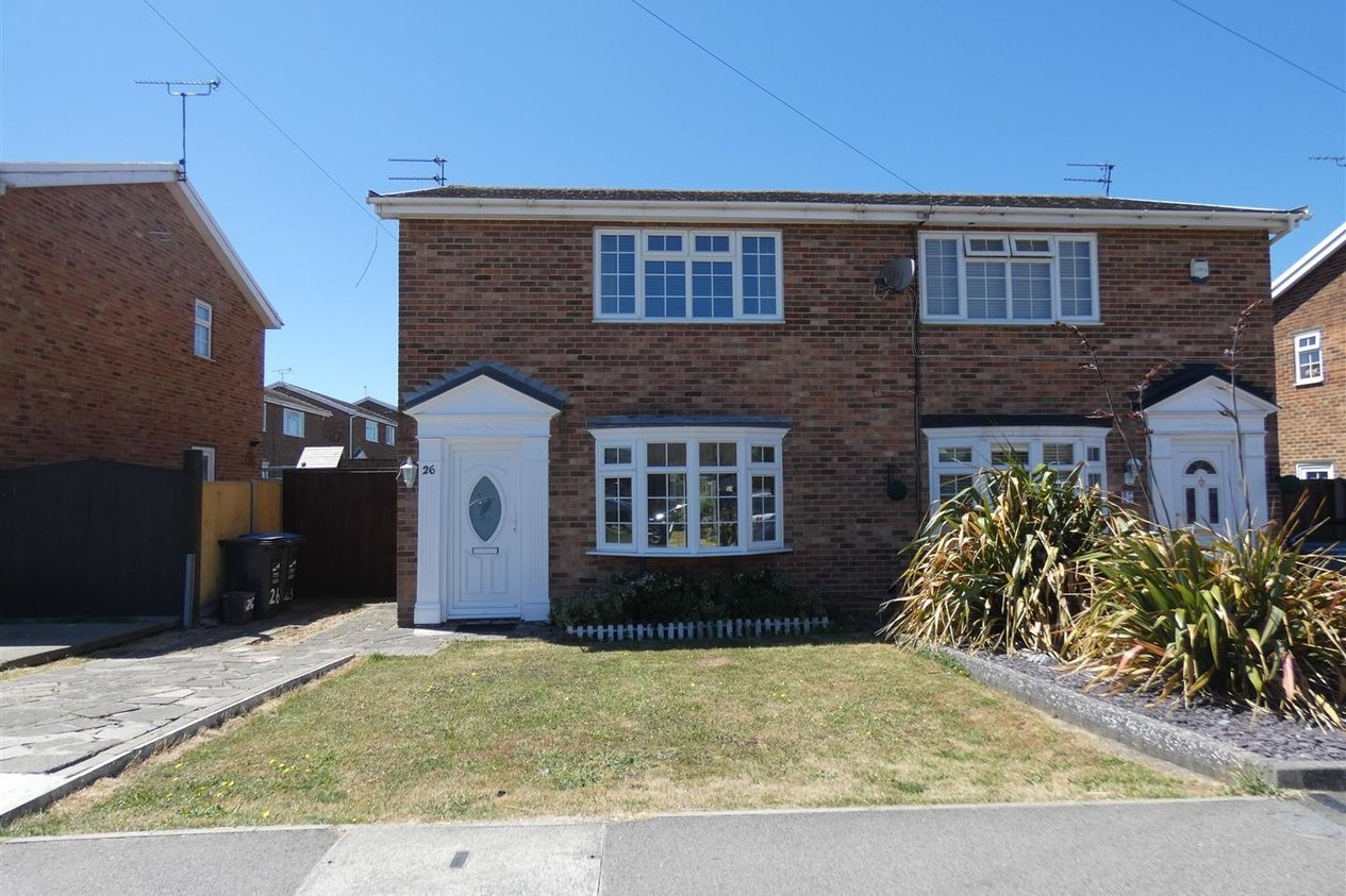 Properties Let Agreed in St. Crispins Road