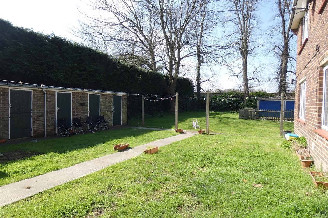 Properties Let Agreed in St. Marys Gardens Upstreet