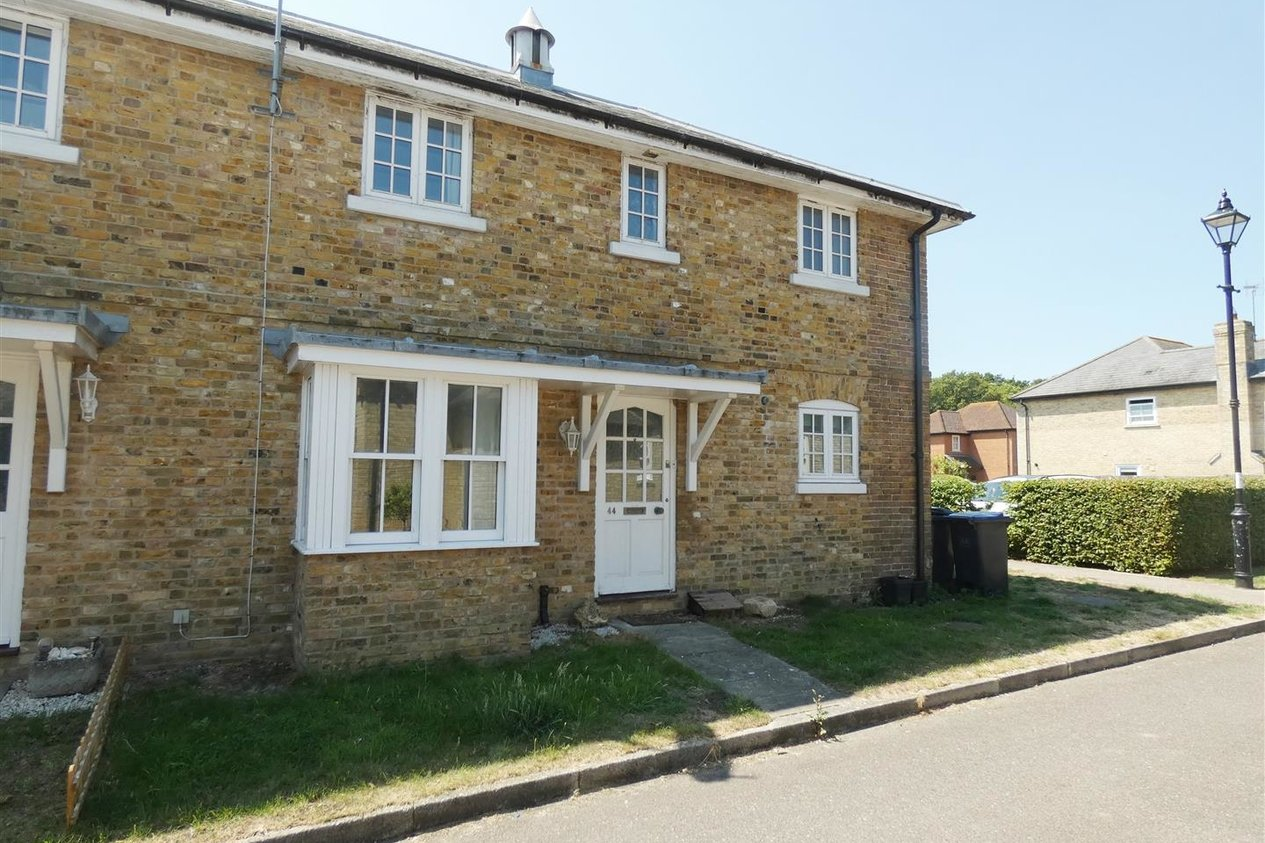Properties Let Agreed in Swallow Court Herne Common
