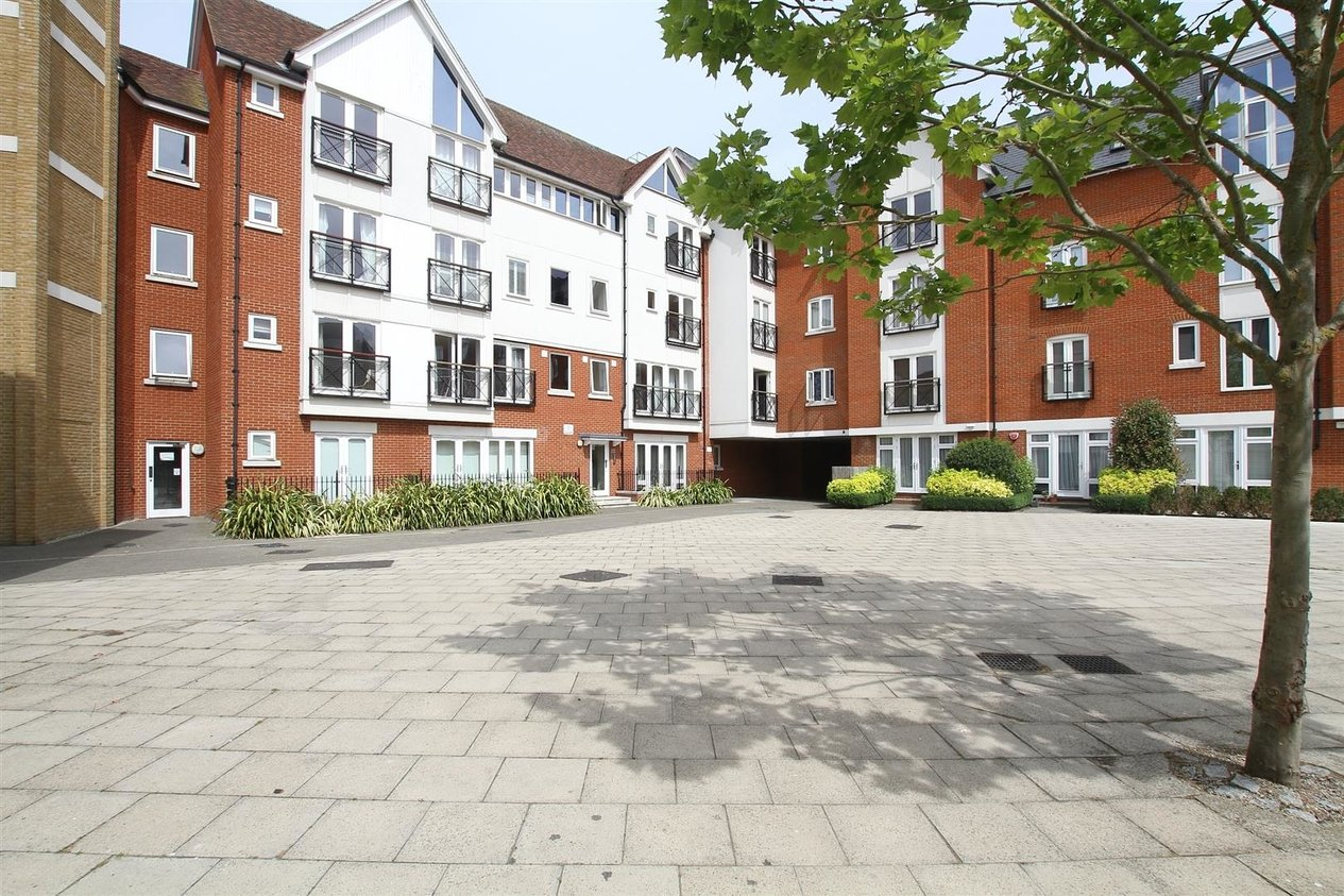 Properties Let Agreed in Tannery Square