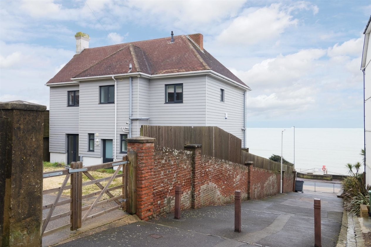 Properties Let Agreed in The Esplanade Sandgate