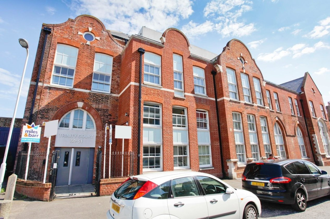 Properties Available Investment Opportunity in Trinity Court Cliftonville