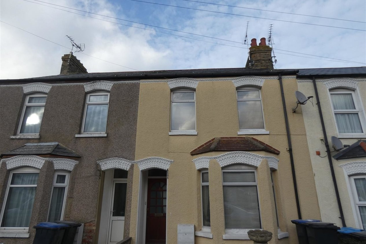 Properties Let Agreed in Richborough Road