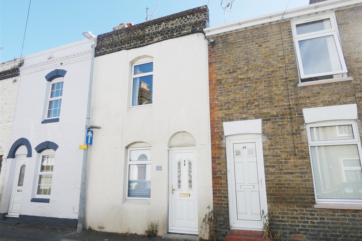 Properties Let Agreed in Westgate Road