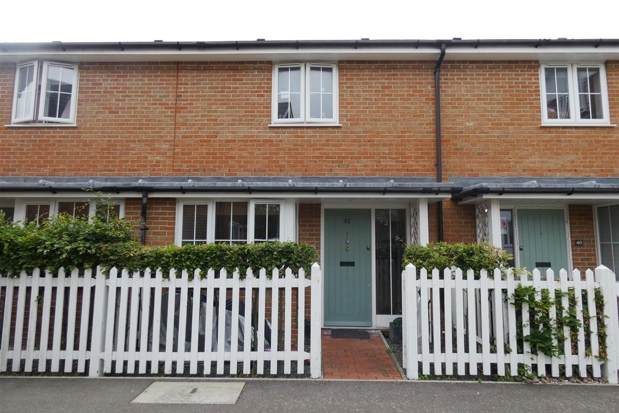 Properties Let Agreed in Wicketts End