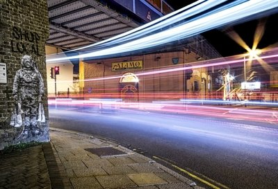 Whitstable Light Trails